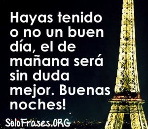 buenas noches frases amor