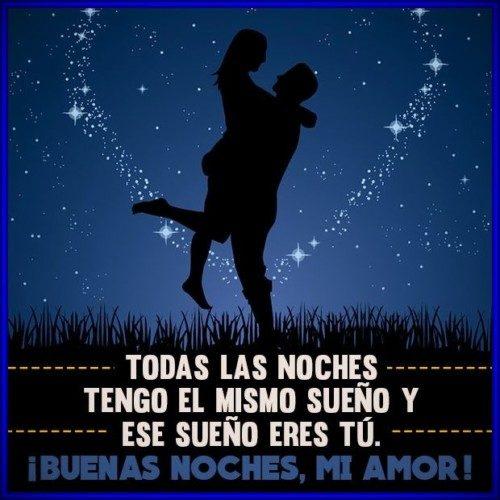 Frases De Buenas Noches Romanticas Frases De Amor Frases