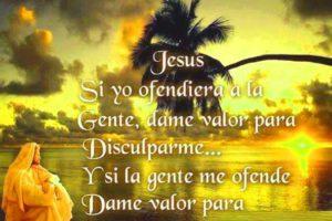 jesus y sus oraciones